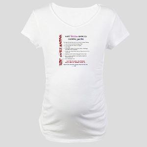 Bella and Jacob New Moon Maternity T-Shirt