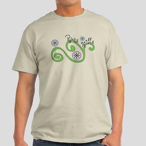 Runs Hills Light T-Shirt