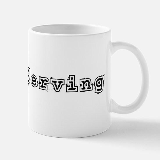 Single Serving Mug