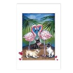 Frenchie Be Mine Postcards (Package of 8)