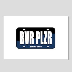 BVR PLZR Postcards (Package of 8)