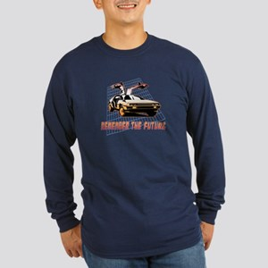 Remember the Future Long Sleeve Dark T-Shirt