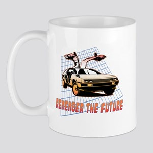 Remember the Future Mug