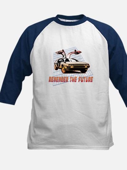 Remember the Future Kids Baseball Jersey