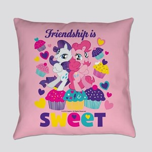 MLP Friendship is Sweet Everyday Pillow
