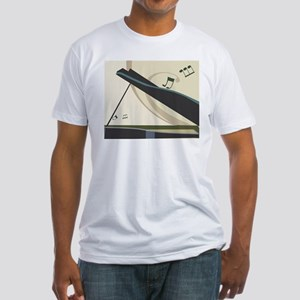 Piano Fitted T-Shirt