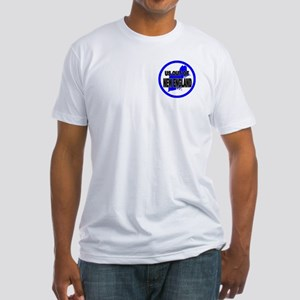 U.S. OUT OF NEW ENGLAND - Fitted T-Shirt