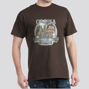Obama Brewmaster Dark T-Shirt