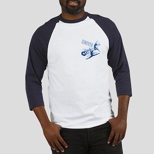 Dance (blue) Baseball Jersey