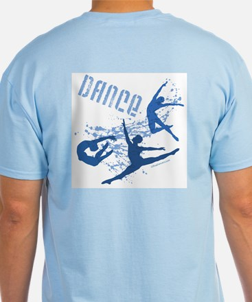 Dance (blue) T-Shirt