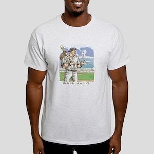 Baseball is My Life Light T-Shirt