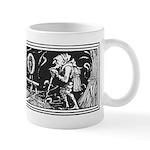 Walter Crane's Rumpelstiltskin Mug