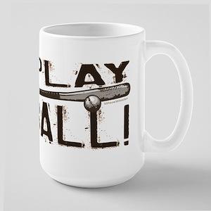 Play Ball Large Mug