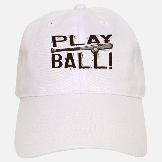 Play Ball Baseball Baseball Cap