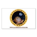Earthshine Nature Programs Rectangle Sticker