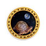 "Earthshine Nature Programs 3.5"" Button"
