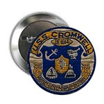 "USS CROMWELL 2.25"" Button (100 pack)"