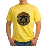 USS CROMWELL Yellow T-Shirt