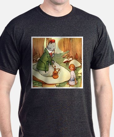 ALICE & THE CATERPILLAR T-Shirt