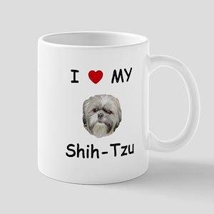 I love my Shih-tzu Mug
