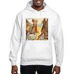 ALICE & THE MOCK TURTLE Hooded Sweatshirt
