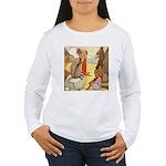 ALICE & THE MOCK TURTLE Women's Long Sleeve T-Shir