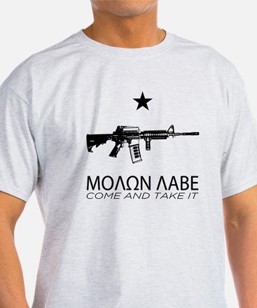 Molon Labe - Come and Take It T-Shirt