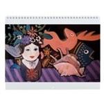 Barbara Nielsen Wall Calendar
