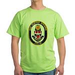 USS CLIFTON SPRAGUE Green T-Shirt