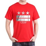 U Street Washington DC Dark T-Shirt