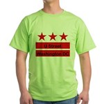 More U Street Green T-Shirt