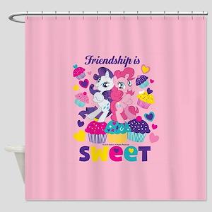 MLP Friendship is Sweet Shower Curtain