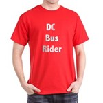 DC Bus Rider Dark T-Shirt