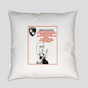 Moment of Reflection Everyday Pillow