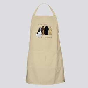 Cocker Values Apron