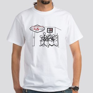 Orgy White T-Shirt