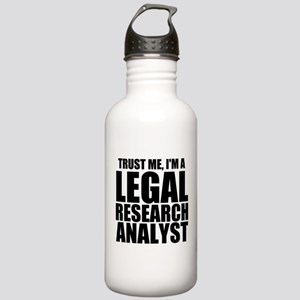 Trust Me, I'm A Legal Research Analyst Water B