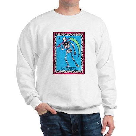 Vintage La Muerte Sweatshirt