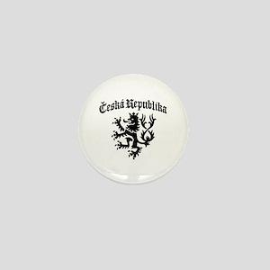 Ceska Republika Mini Button
