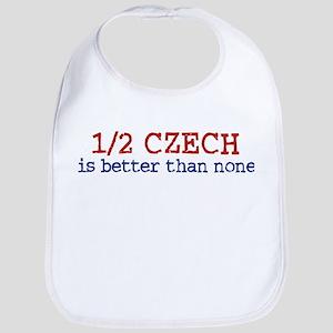 Half Czech Bib