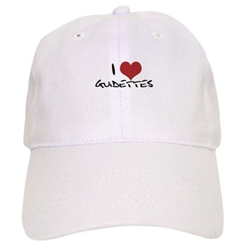 I Heart Guidettes Cap