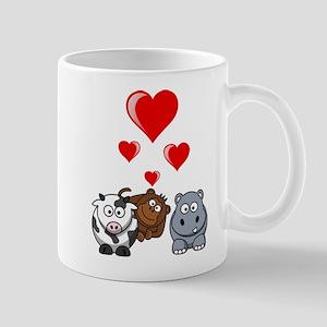 Valentine Beasts 2 Mug