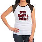 Yer Gonna Die!!! Women's Cap Sleeve T-Shirt