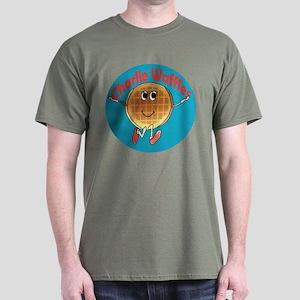 Charlie Waffles Dark T-Shirt