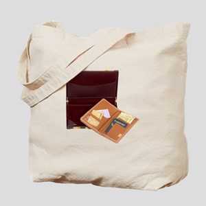 Business Boarding Pass Tote Bag