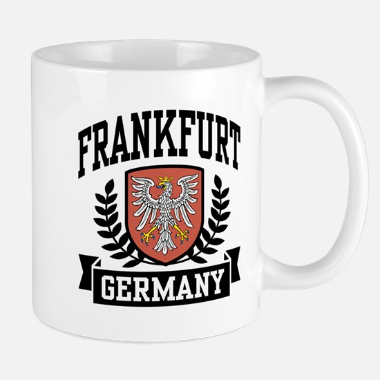 Frankfurt Germany Mug
