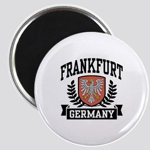 Frankfurt Germany Magnet