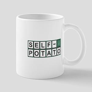 Self Potato Puzzle Solved! Mug