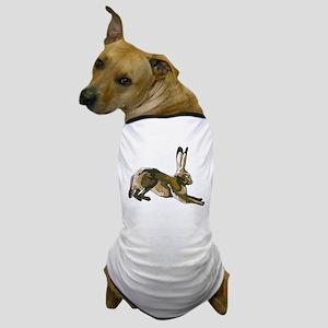 Hare (brown) Dog T-Shirt