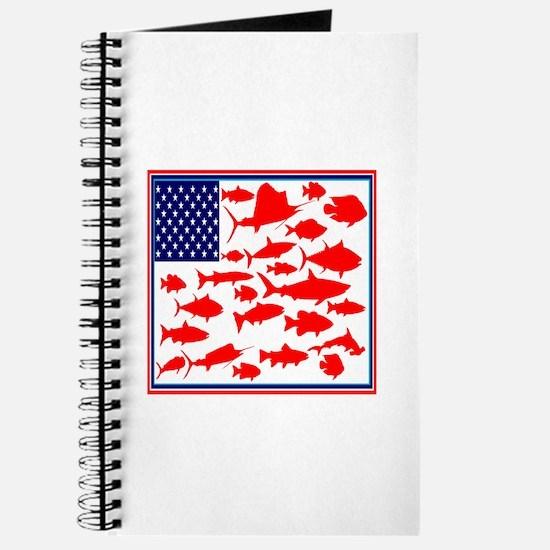 FISH FLAGGED Journal